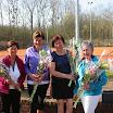 2014 - damescompetitie kampioenen seizoen 2013 - 2014