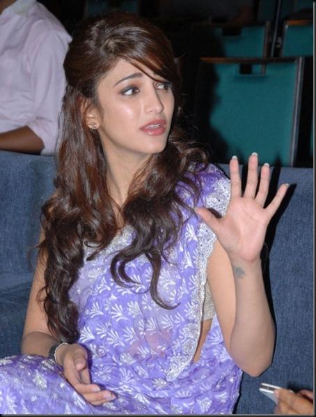 Actress Shruti Hassan Latest Cute Stills (5)