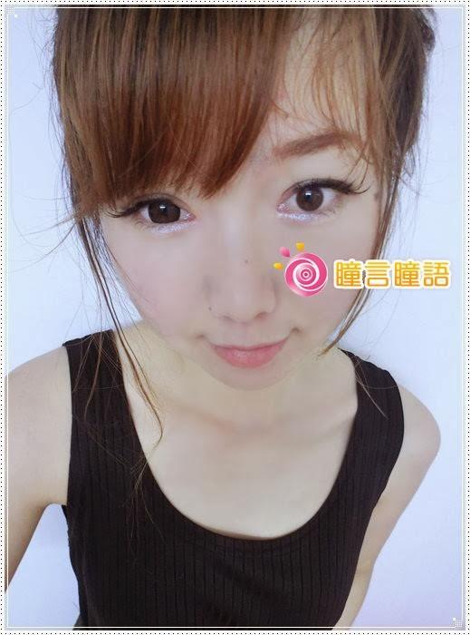 日本KRIAKRIA隱形眼鏡-Sweety Eye 糖果巧克力13