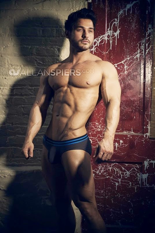 Vinny Lawdenski by Allan Spiers Photography