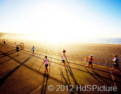 olahraga pagi