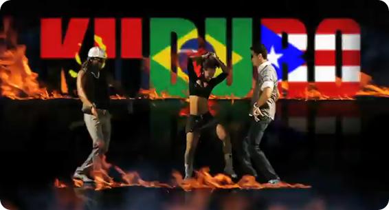 Daddy Kall - Dança Kuduro Feat Latino