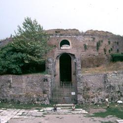 45.- Mausoleo de Augusto, Roma.