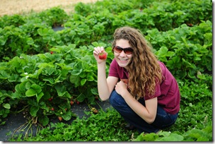 Strawberry Picking & Marcus band 089