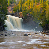 Gooseberry Falls State Park / Along the North Shore of Lake Superior in Northern Mn.