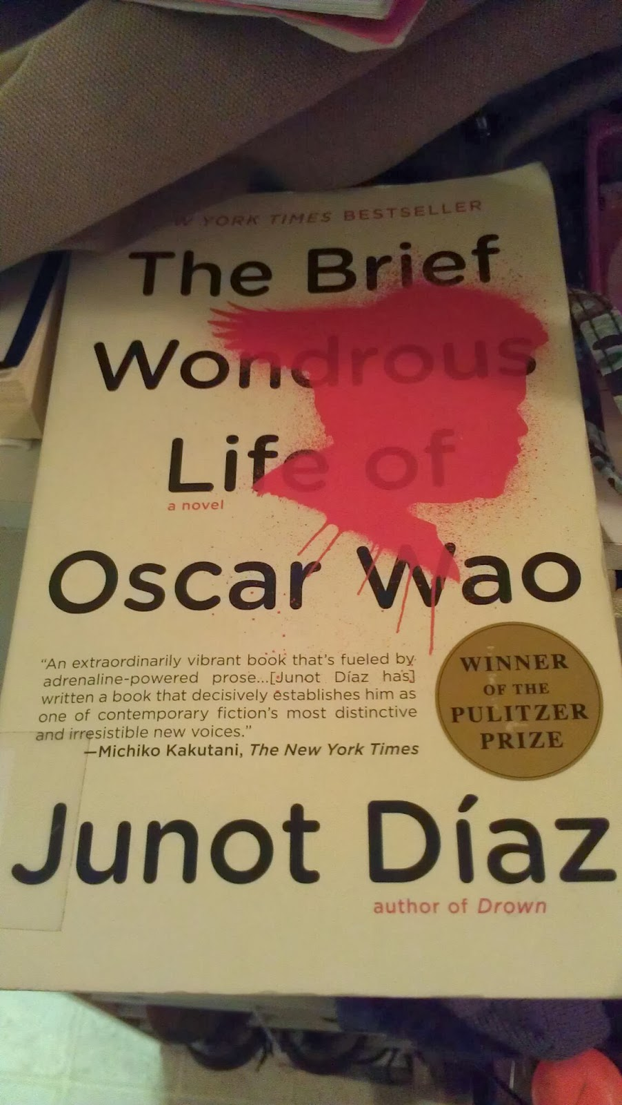 the brief wondrous life of wao The brief wondrous life of oscar wao  jul 15, 2010 07/10 by díaz, junot, 1968-texts eye 106 favorite 1 comment 0  new york public library 1,153 12k the life.