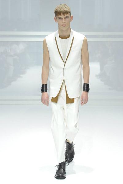 Paris Fashion Week Primavera 2012 - Dior Homme