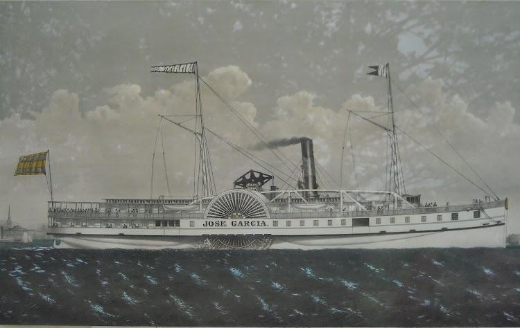 Side paddle steamer JOSE GARCIA. Antes VILLA CLARA. Foto remitida por el Sr Claudio Perez. Nuestro agradecimiento.jpg