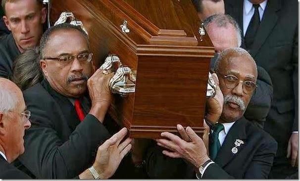 norman funerale