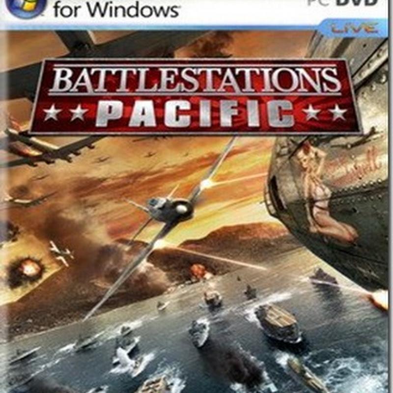 download Battlestations Pacific untuk komputer