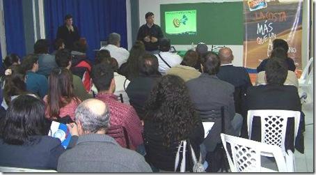 Se realizó con éxito el Seminario de Marketing en Internet en la Universidad Atlántida Argentina