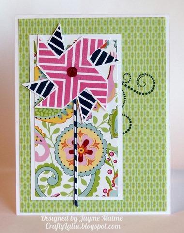 card Jayma SOTM pinwheel