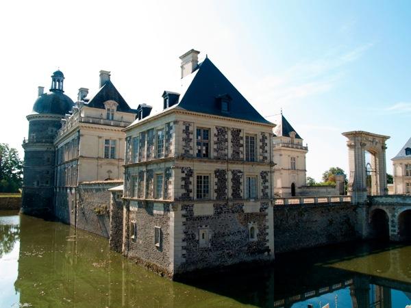 2011 08 01 Voyage France Château de Serrant