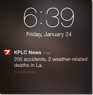 200 accidents in the ice