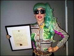 Lady Gaga Australia