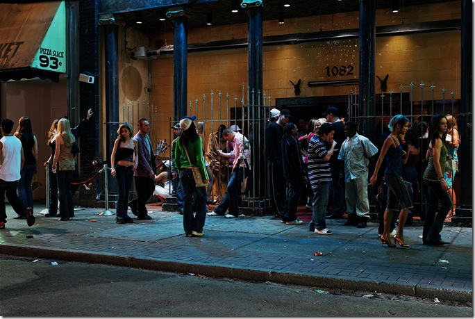 jeff wall_A View From a Nightclub, 2006