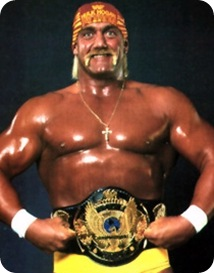Hulk Hogan WWF Champion