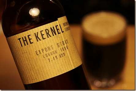 the kernel export london stout label