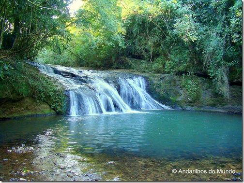 Cachoeira do Poço Ecoparque Sperry Gramado