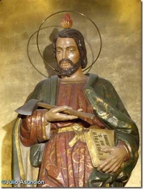 San Judas Tadeo - Iglesia de la Santa Cruz - Madrid