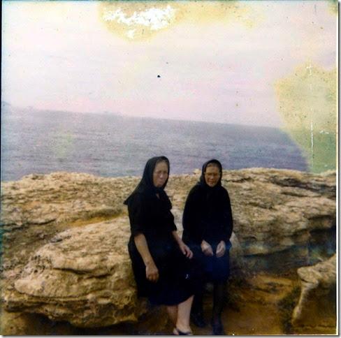 Irmãs Lucilia e laura Rosa nos remedios