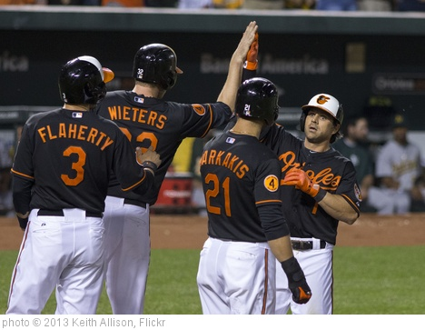 'Brian Roberts Grand Slam' photo (c) 2013, Keith Allison - license: http://creativecommons.org/licenses/by-sa/2.0/