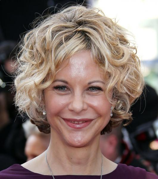 Top Women Hairstyles And Haircuts Popular Celebrity Short Curly