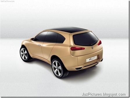 Alfa Romeo Kamal Concept (2003)3