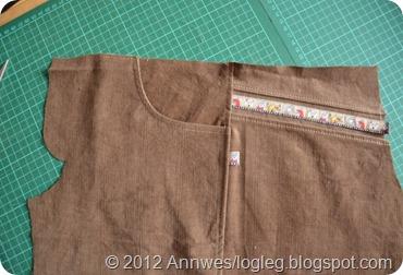 Tutorial: Sy lommer p barnebukser