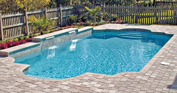 15 piscinas con dise o griego y romano idecorar - Piscinas con diseno ...