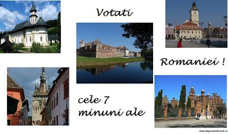 7 minuni ale Romaniei