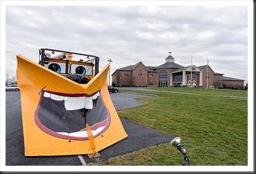 Sammy the Snowplow - AACA Museum