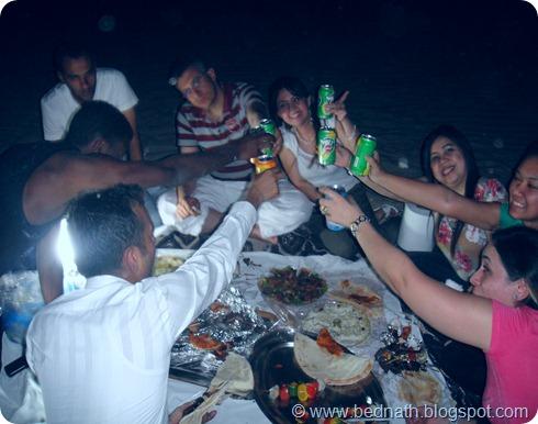 Sealine Beach - Doha Qatar -Bed Nath Blog