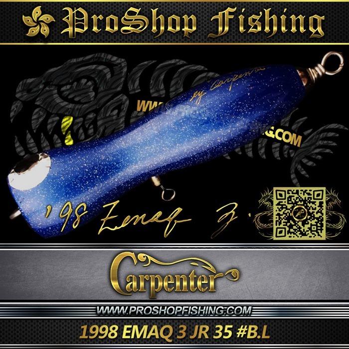 Carpenter 1998 EMAQ 3 JR 35 #B.L .3