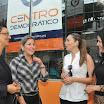 El lanzamiento del Frente Femenino despertó el interés de los asistentes al acto
