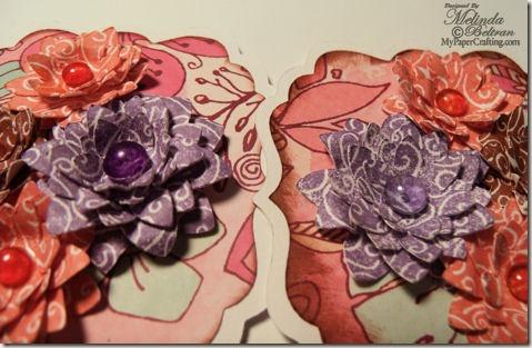 cricut artiste flowers dcwv ctmh card 475cua