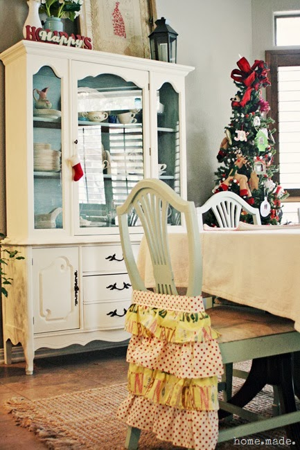 Christmas Tour Dining Room