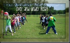 over and under relay