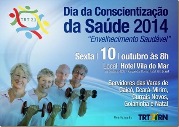 Dia da Conscientização da Saúde