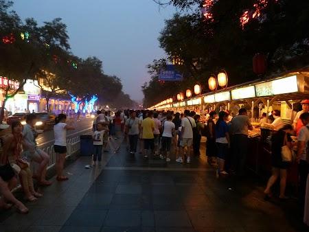 Gratis in Beijing: Wangfujing