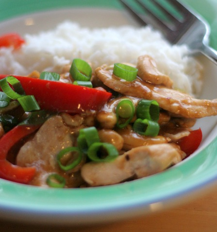 cashew chicken 2