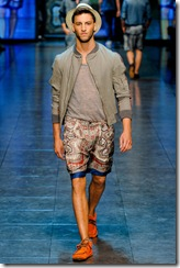 D&G Menswear Spring Summer 2012 Collection Photo 36