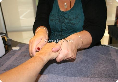 Mimi manicure