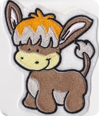 AtoZ donkey-jenny