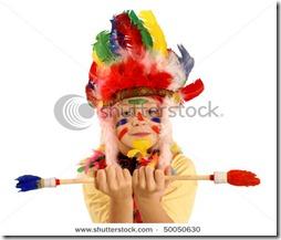 maquillaje de indio apache (1)