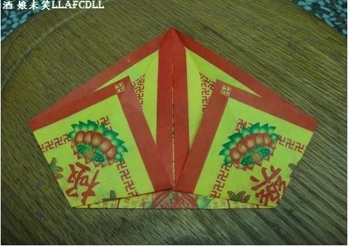 元宝叠法图解_叠元宝机器图片欣赏_叠元宝最简单 ...