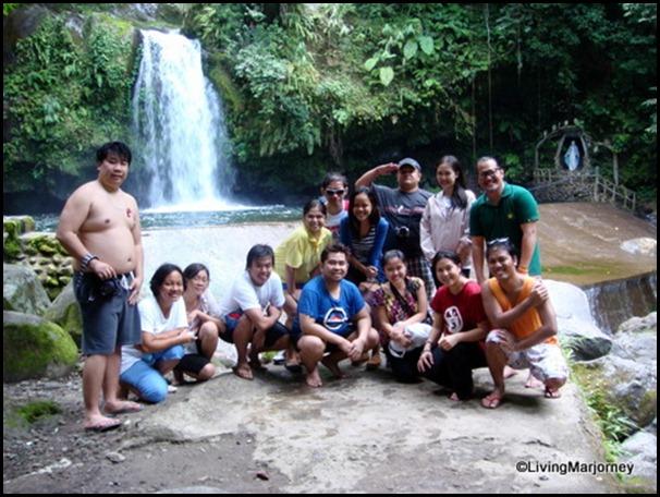 OA Bloggers at Taytay Falls