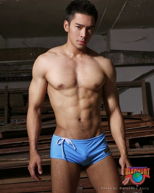 Hot Indonesian  Model - Akbar Kurniawan 24