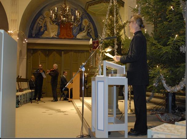kauneimmat joululaulut  Noormarkun kirkko 049