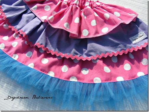 sesame street abby cadabby birthday skirt